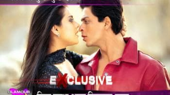Videos : Shah Rukh Khan, Kajol team up for Vogue