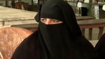Video : Muslim women: The bill and us