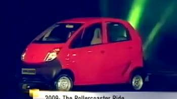 Video : 2009: The rollercoaster ride
