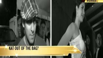 Video : Salman, Katrina part ways?