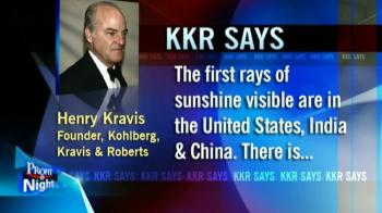 Video : Henry Kravis says it's time to buy