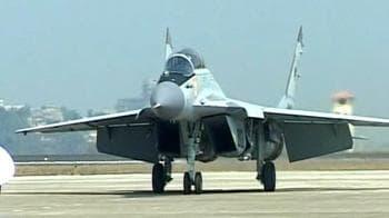 Video : Indian Navy's new fighter jet, MiG-29K