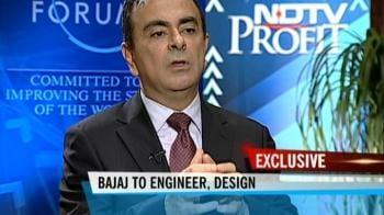 Video : 'Bajaj to design, engineer'