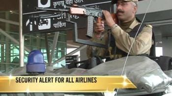 Video : India tightens airport security