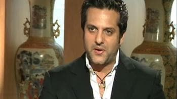 Video : Fardeen gets candid