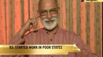 Video : Magsaysay winner Deep Joshi speaks to NDTV