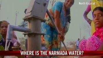 Video : Where is the Narmada water?