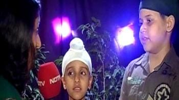 Video : India's future astronauts?