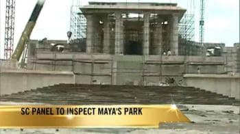 Video : SC panel to inspect Maya's park