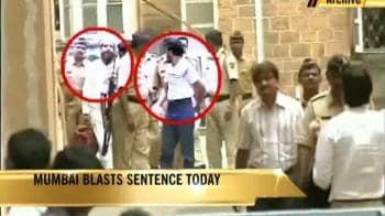 Video : Mumbai blasts sentence today