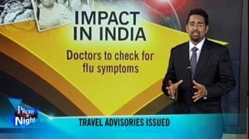 Video : Indian drug makers gear up to fight swine flu