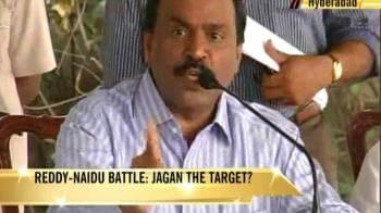 Video : Now, it's Reddy vs Naidu in Andhra