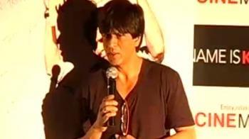 Video : SRK speaks on the Shiv Sena row