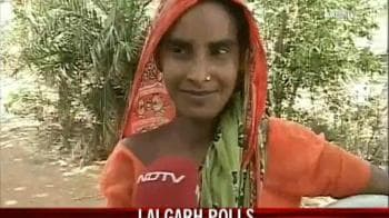 Video : Lalgarh polls