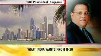 Video : G20 playing new global economy coordinator: HSBC