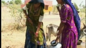 Video : Want water in Barmer? What's your caste?