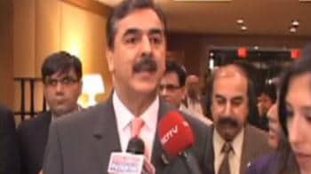 Video : 26/11 attackers must be punished: Gilani