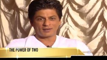 Video : Kajol, SRK: The power couple