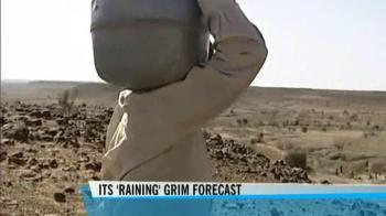 Video : India's rain shortfall rises