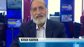 Video : Satyam has stabilised as a company: Karnik