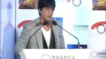Video : SRK eyes Megan Fox