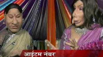 Videos : Shilpa Shetty prepares for Sangeet