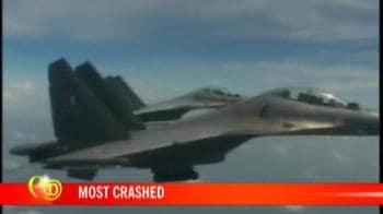 Video : Six crashes in six months