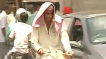 Video : Rajasthan scorches under heat wave