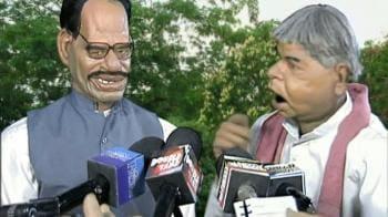 Video : Madhya Pradesh CM's faux pas