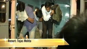 Video : 18 held for ragging, to be produced in court