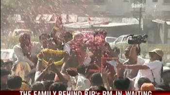 Video : The family behind BJP's PM-in-waiting