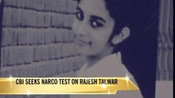 Video : CBI wants narco test for Rajesh Talwar