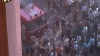 Video : Bangalore fire doused, 3 dead, full evacuation