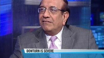 Video : Nasscom president on IT downturn
