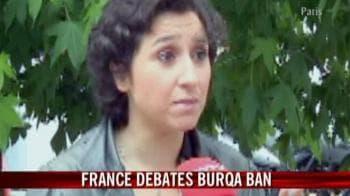Video : Not a 'veil'ed debate