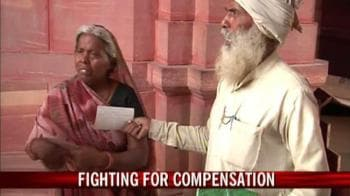 Video : Fighting for compensation