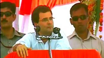 Video : Time to change politics of Uttar Pradesh: Rahul Gandhi