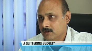 Video : Gems, jewellery sector seeks Budget sops
