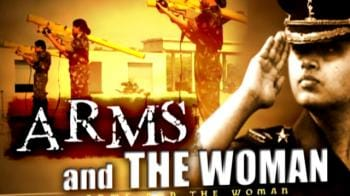 Video : Women in Army: Time for a greater role?