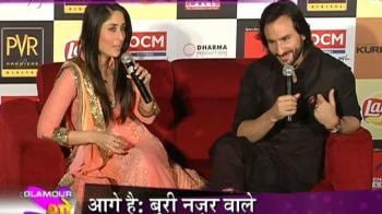 Video : Saif, Kareena to wed after <i>Kurbaan</i>?