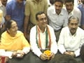Video : Ajay Maken replaces MS Gill as Sports Minister