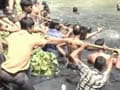 Video : Kerala: School bus falls into canal, 5 dead