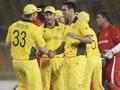 Australias pace sets up 91-run win