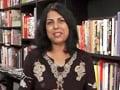 Video: Just Books: Chitra Banerjee Devakaruni, Rahul Bhattacharya