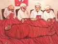Video : CPM sees red over 'canvas politics'