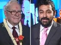Video: Thank you, India, for Ajit, says Buffett