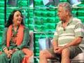 Video : Om Puri, Ila Arun root for Greenathon