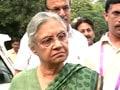 Video : BJP guns for Sheila, Congress defends her