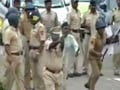 Video : Caught on camera: Cops fire at protesting farmers in Pune