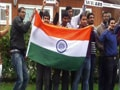 Video: London echoes Anna Hazare's protest